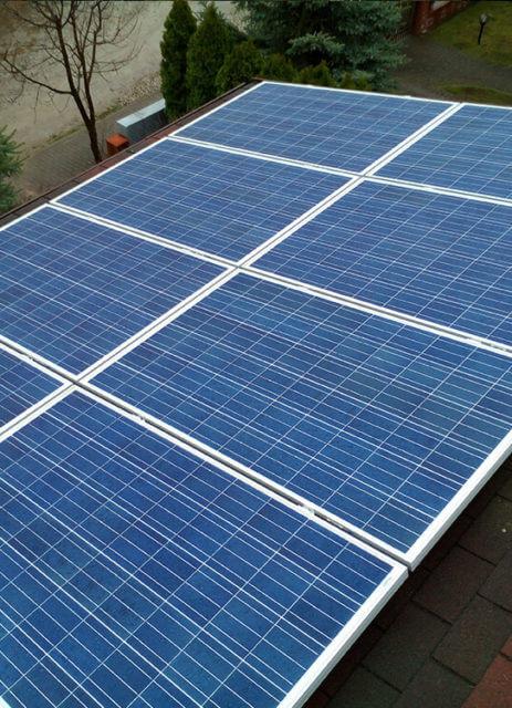 Фотоелектрична установка 5 кВт