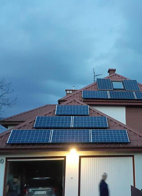 Сонячна електростанція 3 кВт